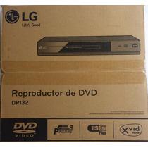 Reproductor Dvd Lg, Dp 132, Nuevo, Cd, Mp3, Usb.