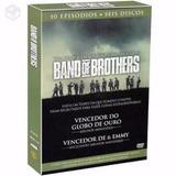 Band Of Brothers - Minissérie Completa (lacrado) - Com Luva