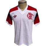 Flamengo Camisa Retro 1981 - Campeão Mundial Zico Retrô