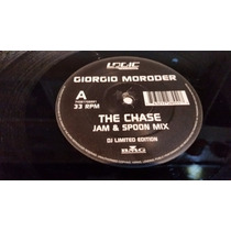 Giorgio Moroder The Chase (dj Limited Edition Remixes) Maxi