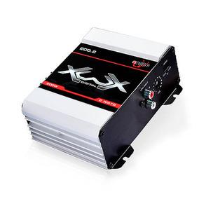 Módulo Amplificador Digital Boog Xwx 200.2 200w Rms 2 Canais
