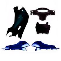 Kit Carenagem Plastico Para Honda Biz 100 Ano 2002 2003