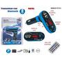 Transmisor Fm Bluetooth Manos Libres Link Bits Vt-014
