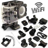 Camara Sumergible Sj4000 Original Sjcam Wifi 12mp