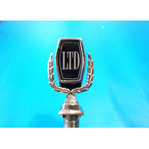 Emblema De Cofre Ford Ltd Galaxie Con Micas