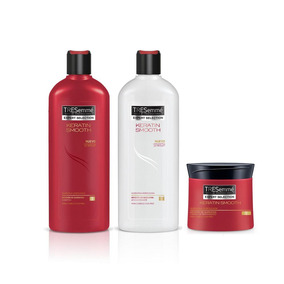 Tresemmé Keratin Smooth Sh 400ml + Aco 400ml + Tratamiento