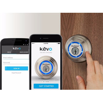 Fechadura Eletrônica Bluetooth Kevo Smartlock ©