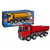 Brinquedo Carrinho Caminhão Caçamba Huracan - Usual Plastic