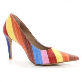 Scarpin Zariff Shoes Multicolor | Zariff