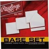 Rawlings Walbaseset Set De Base/ Bases, Plato Home Y M Lanza