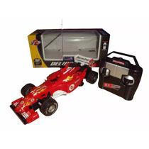 Carrinho Controle Remoto Formula 1 (f1) - Deluxecar 1:24