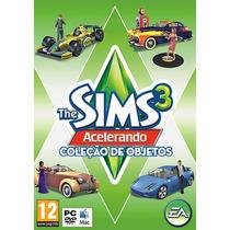 Jogo The Sims 3: Acelerando - Pc