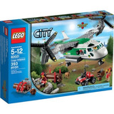 Cargo City Heliplane Set 60021 Lego
