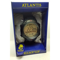 Relogio Atlantis Sport Resistente Agua 7330g - Frete Gratis