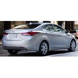 Sucata Hyundai Elantra 2012- Retirada De Peças