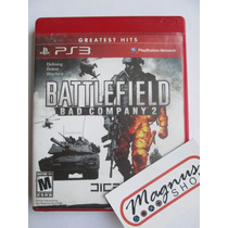 Battlefield Bad Company 2 Para Playstation 3 Ps3 Completo