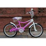 Bicicleta Musetta R-20 Modelo Kytty Planet Cycle.