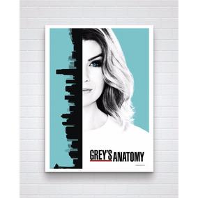 Poster Da Série Grey