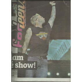 Jornal Forteens: Adam Levine / Maroon 5 / Anitta / Demolidor