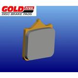 Pastilla Freno Goldfren Benelli Bn 600 (empire Rk6) 2014 2f