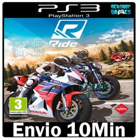 Ride Ps3 Psn [* Playstation 3 Lançamento *] - Digital