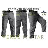 Pantalon Doble Extra Grande Operativo Policía, Guardias