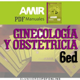 Manual Amir 6ed Ginecologia Y Obstetricia Pdf