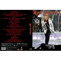 Rod Stewart Dvd Live Mexico 26 Marzo 2017