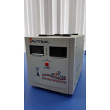 Regulador Elevador De Voltaje Avtek 1422 220 Volt 6.4 Amp