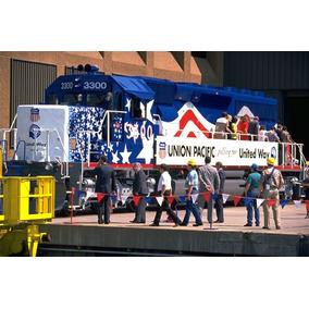 Calca Microscale Sd40-2 Union Pacific United Way. Predator01