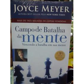 Campo De Batalha Da Mente -joyce Meyer