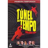 Box Túnel Do Tempo 1ª Temporada Vol. 02 - Original.
