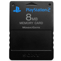 Play Station 2 Memory Card 8 Mb Nueva En Blister