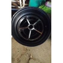 Vendo Roda Magnum Dodge Naciolnal Tala 8 Aro 14 Original