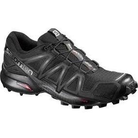 Salomon Speedcross 4w Blk Blk 383097