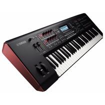 Teclado Yamaha Moxf6 Moxf Sintetizador Pronta Entrega Nf