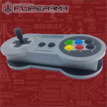 Controle Arcade Super Nintendo (snes) Para Pc Ps3 Raspberry!