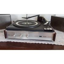 Vitrola Philips Modelo 443 - Antiga - Excelente Estado