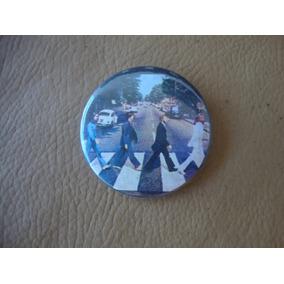 Broche Da Banda De Rock The Beatles.