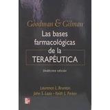 Libro Digital: Bases Farmacologicas;goodman Y Gilman