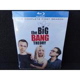 The Big Bang Theory - Primera Temporada / Season 1 (blu-ray)