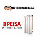Elementos Radiador Para Calefacción Peisa Tropical T600/80