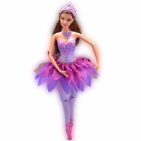 Barbie E As Sapatilhas Mágicas - Odette Bailarina Articulada