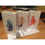 Iphone 6s Plus 16gb Nuevo Sellado Liberado Boleta Garantia