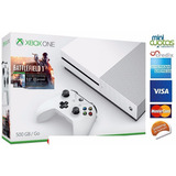 Xbox One S 500gb +bf 1 + 7 Jgs + Credix Mcuotas Garantia