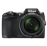 Cámara Nikon Coolpix L840 Como Nueva ,color Rojo