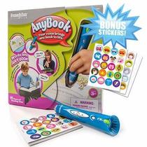 Leitor De Livros Digital Infantil Anybook