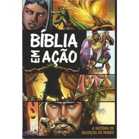 Bíblia Em Ação (ilustrada) Sergio Cariello | 5a Edição