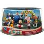 Juguete Disney Store Casa De Mickey Mouse Set De Juegos 9 D