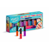 Magic Nails Party Esmaltes Pintar Dibujar Uñas Mundo Manias